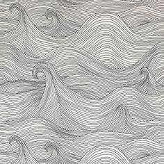 Drawn pattern water E i Find and drawn