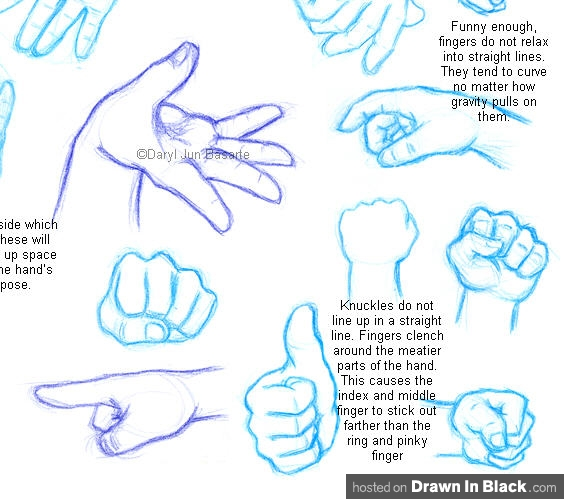 Drawn peace sign anime hand How by How 35 Draw