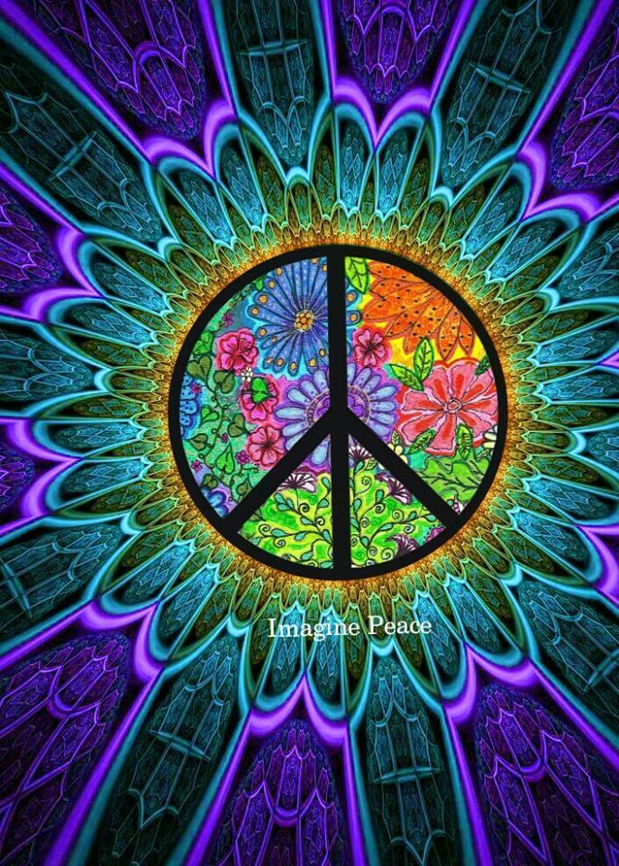 Drawn peace sign artistic Peace rain Art psycho wallpaper