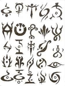 Drawn randome symbol #6