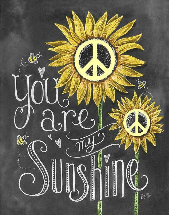 Drawn peace sign awesome Hippie Sunshine Pinterest American Art