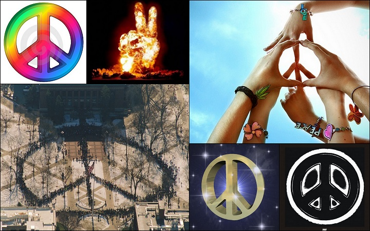 Drawn peace sign beatles Been modern Awesome new has