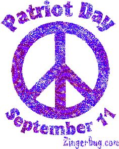 Drawn peace sign blingee 9 Sign Graphic Sign Glitter