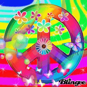 Drawn peace sign blingee On stuff 481 sign peace