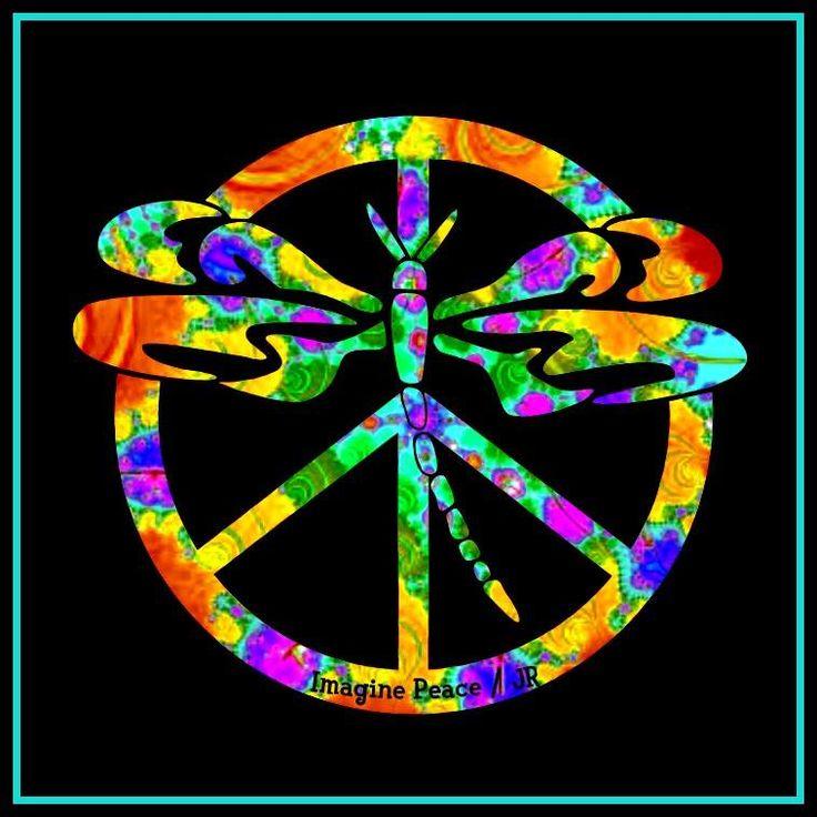 Drawn peace sign blingee Stuff Pinterest peace Sign best