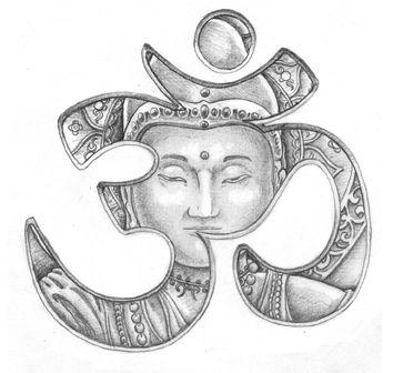 Drawn peace sign buddha Web a ideas ohm This