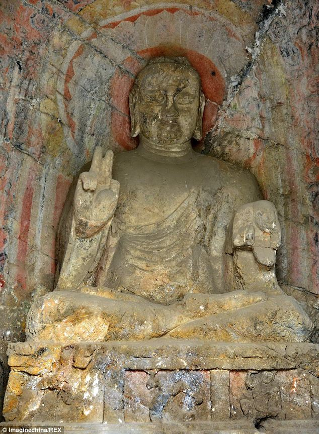 Drawn peace sign buddha Thanks The just Pass ancient