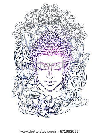 Drawn peace sign buddha Best Buddhism Buddha The spirituality