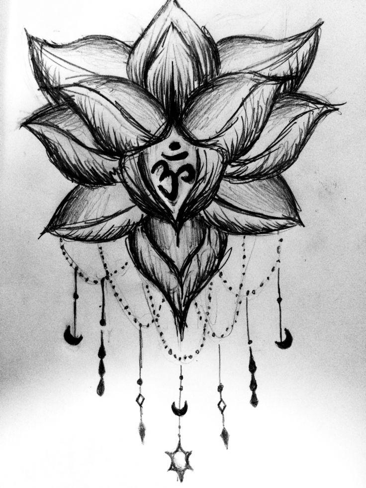 Drawn peace sign buddha Ideas Pinterest inner symbol flower