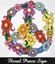 Drawn peace sign coloring picture Sun Simple and water Sign