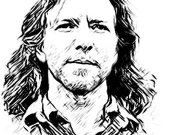 Drawn peace sign eddie vedder Vedder OFF Drawing T Sale