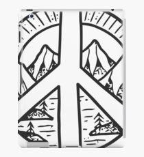 Drawn peace sign eddie vedder Design Sign iPad Case/Skin and