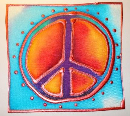 Drawn peace sign facebook Hand silk sign will Pinterest