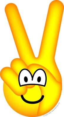 Smileys clipart peace Sign 25+ Pinterest Peace sign