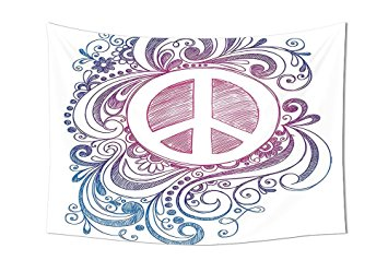 Drawn peace sign freedom Hope And Decorations Roll Freedom
