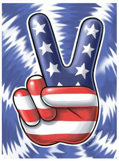 Drawn peace sign freedom Ideas Pinterest signs blue 25+