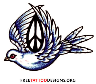 Drawn peace sign japan Sign Peace Sign 50 Tattoos