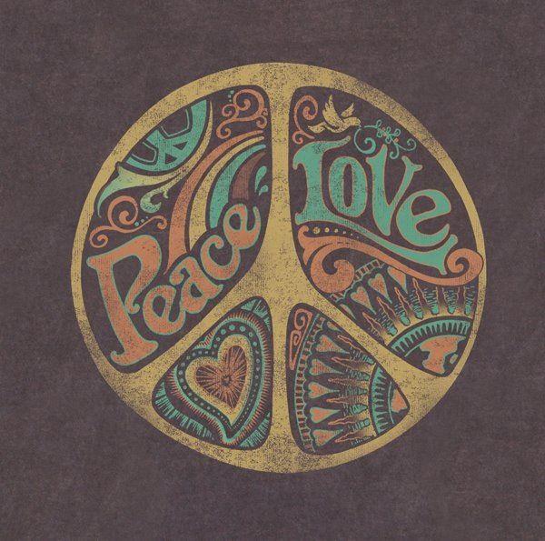 Drawn peace sign peaceful Ideas peace Hippie Pinterest on