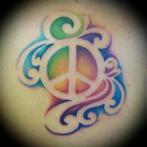 Drawn peace sign pease Result for peace Ideas tattoo