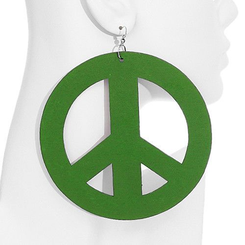 Drawn peace sign pece Signs best 11 large Green