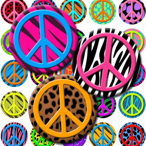 Peace Sign clipart zebra Peace Google Google peace Search