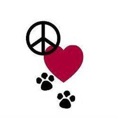 Drawn peace sign printable Detail Major paw Image Tattoos