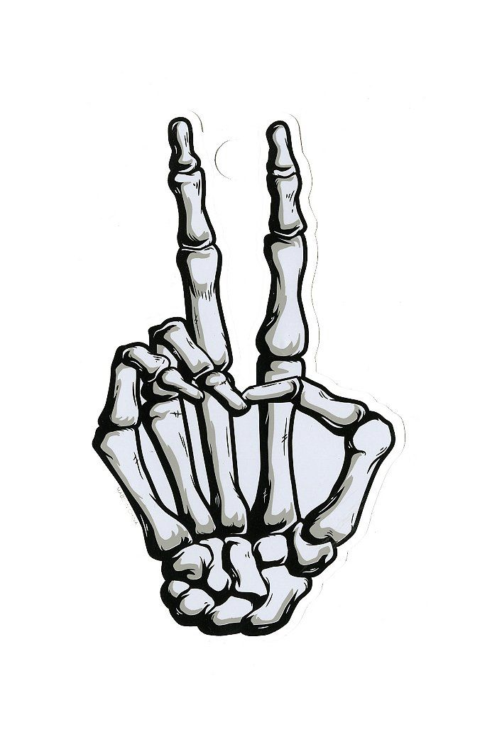 Sleleton clipart peace Peace Skeleton Skeleton tattoo Pinterest