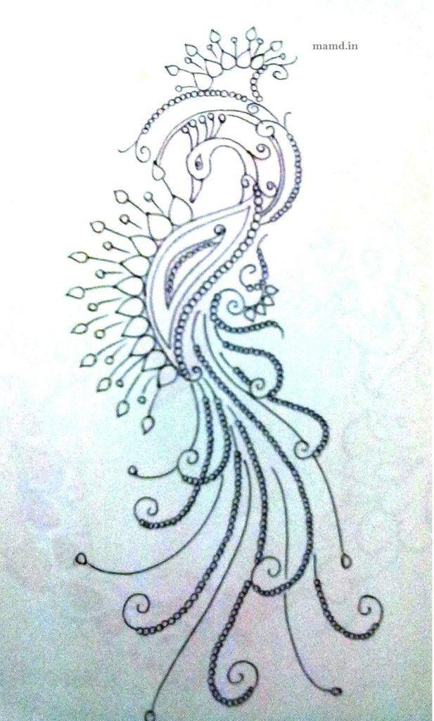 Peacock clipart free hand drawing Design design  Best Pinterest