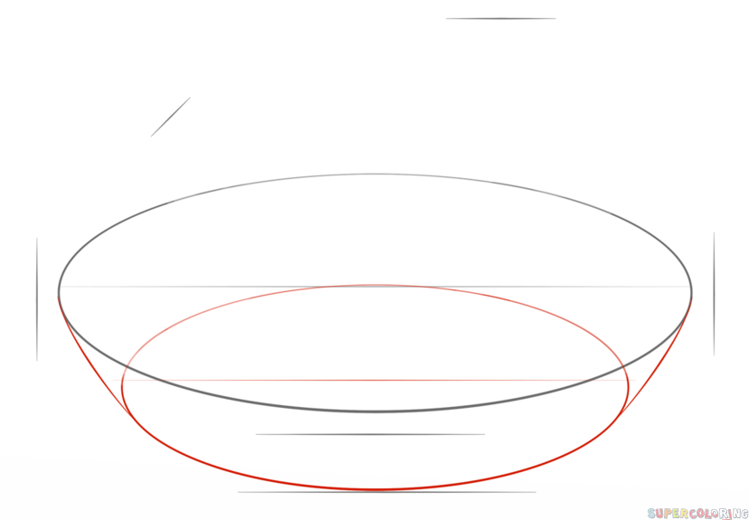 Drawn pear easy Bowl to  How tutorials