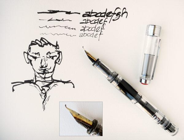 Drawn pen ackerman You do  pen [Archive]