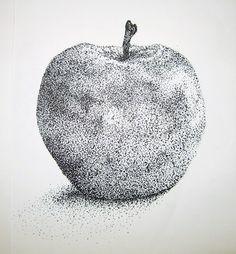 Drawn pen apple Sketch Idea sketch  Pinterest