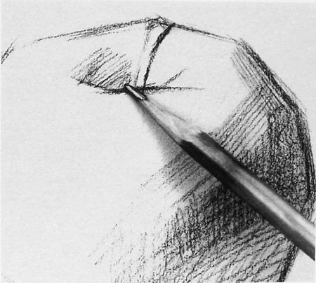 Drawn pen apple To pencil draw  draw