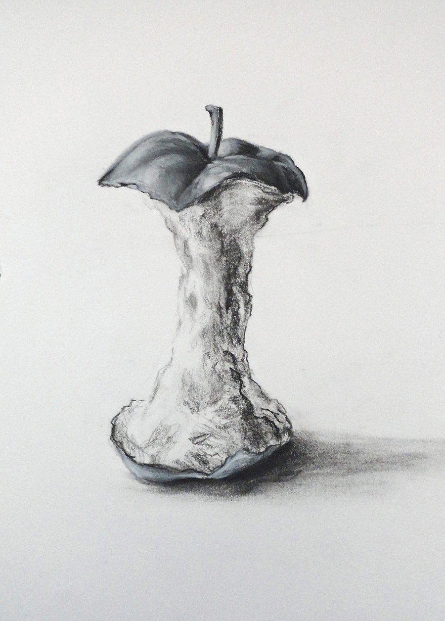 Drawn pen apple Pinterest My drawing  an