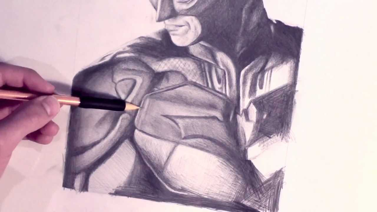Drawn robin dark Dark Knight) (The Speed Speed