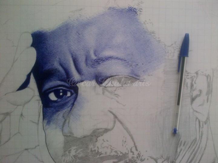 Drawn pen bic pen Pen A Realistic A Realistic