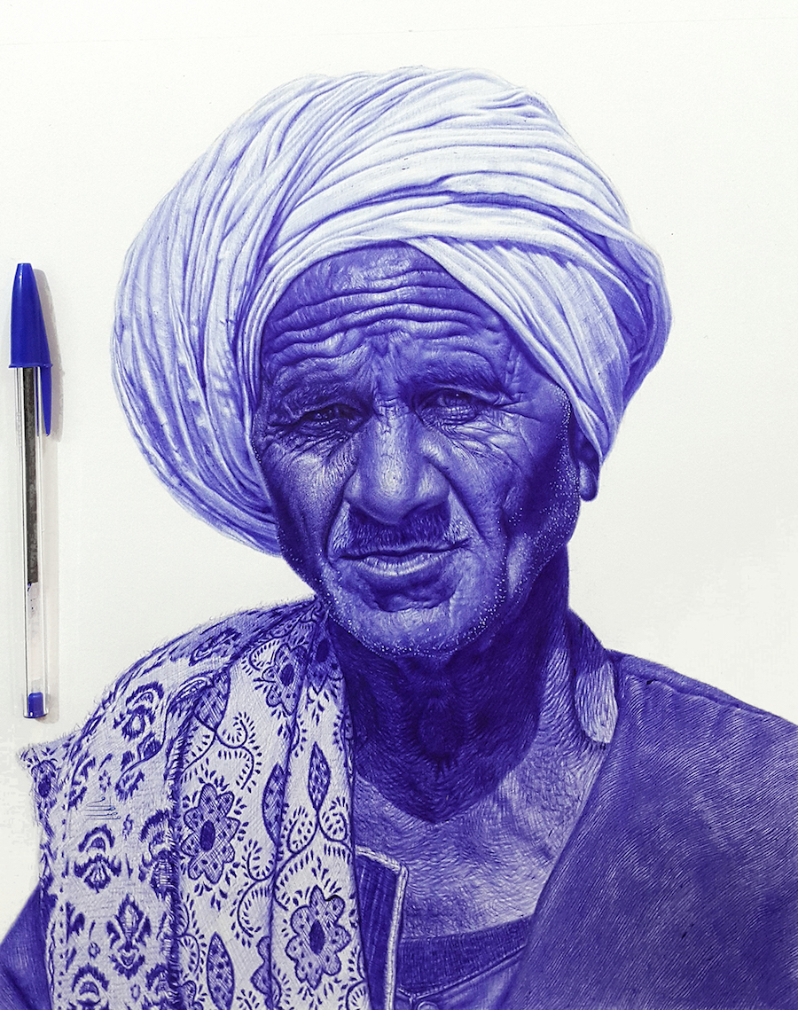 Drawn pen bic pen Drawing and Art 20+ Pieces