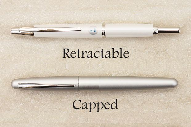 Drawn pen fountain pen Pen com capped Fountain a