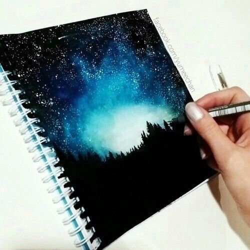 Drawn star night drawing A ideas Best Pinterest: for
