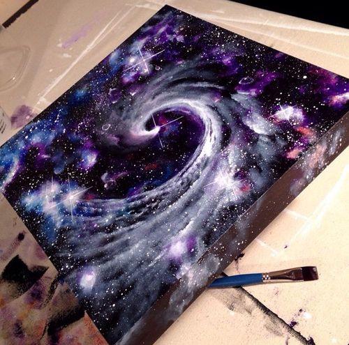 Drawn pen galaxy Painting The Pinterest 25+ Galaxy
