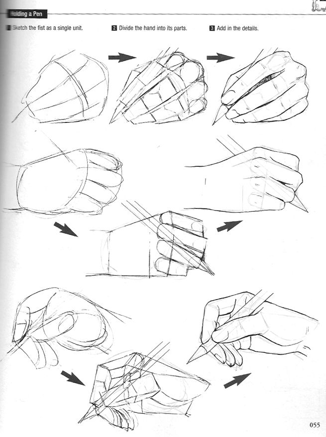 "Drawn pen hand holding Images Drawing: best Yaoi"" Draw"