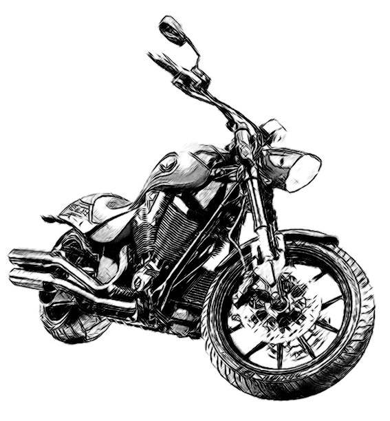 Drawn pen motorcycle Victory Hammer Drawings Your CUSTOM