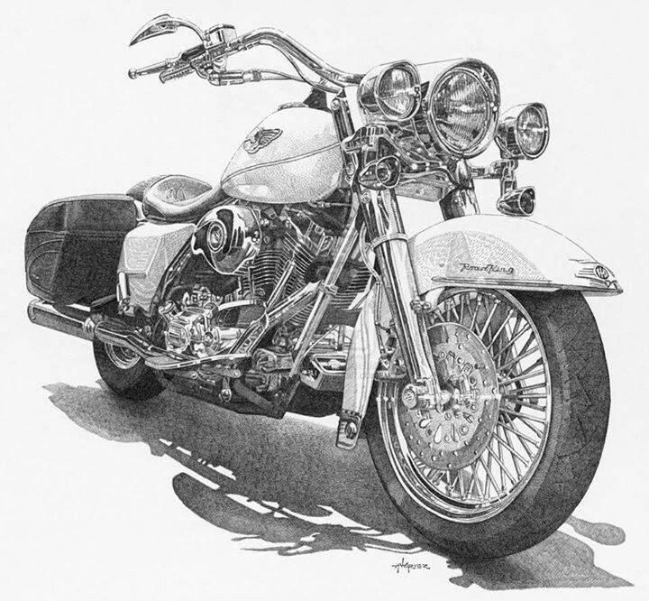 Drawn pen motorcycle Motorcycle drawing Motorcycle Google