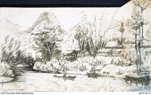 Drawn river natural Chalker acquired Thailand Jack