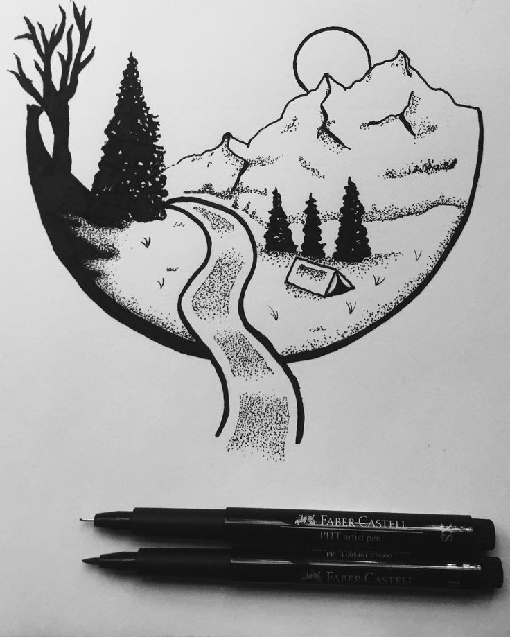 Drawn pen simple Ideas Pinterest drawing on