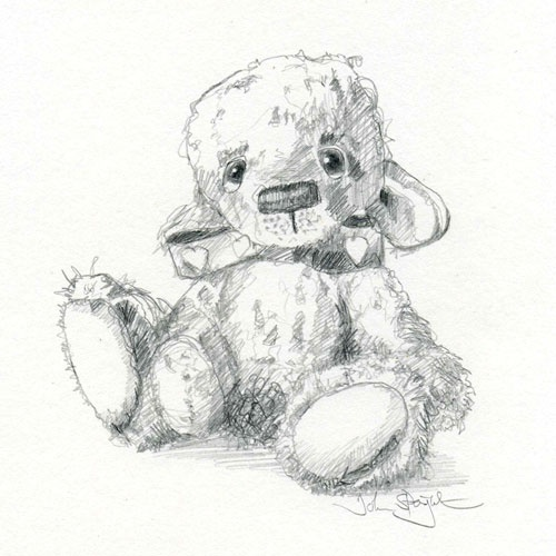 Drawn pen teddy bear Teddy best on about Pinterest