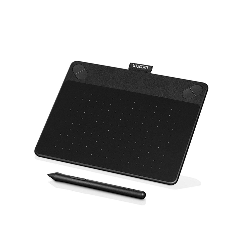 Drawn pen wacom tablet And digital and Art com: