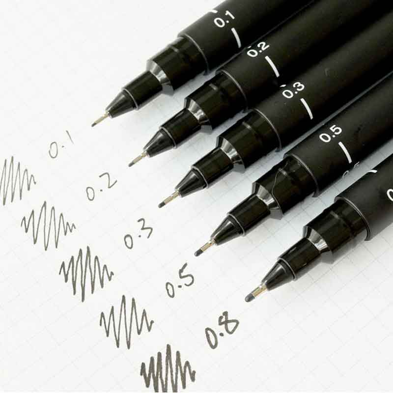 Drawn pen waterproof Low 01 Shopping/Buy Marker Prices