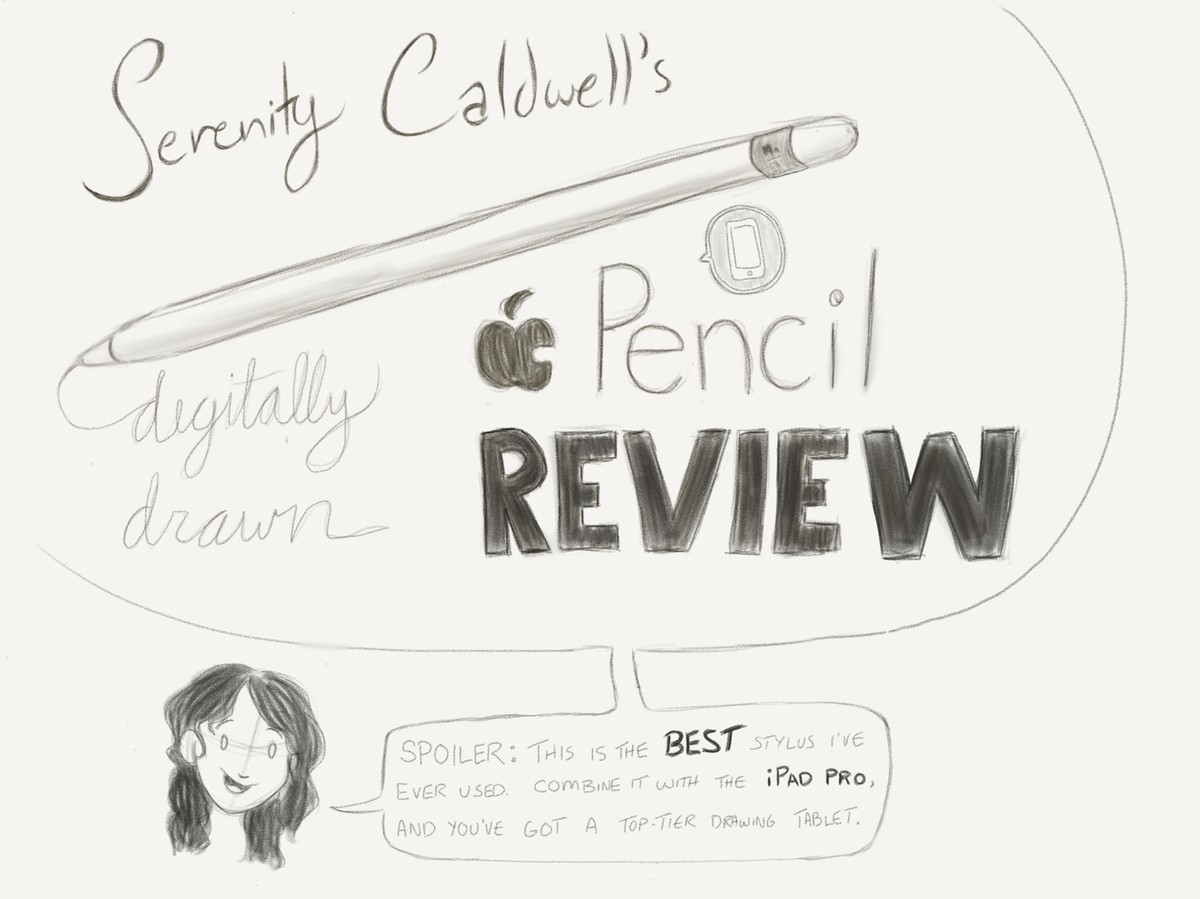 Drawn keyboard imac Caldwell iMore A Apple Pencil
