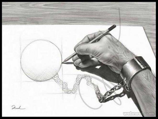 Drawn pencil funny Art 40 Drawings Funny Most