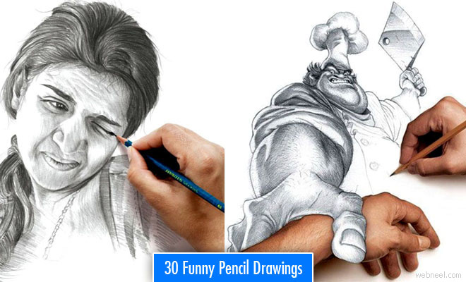 Drawn pencil funny Drawings Drawings Funny and 40